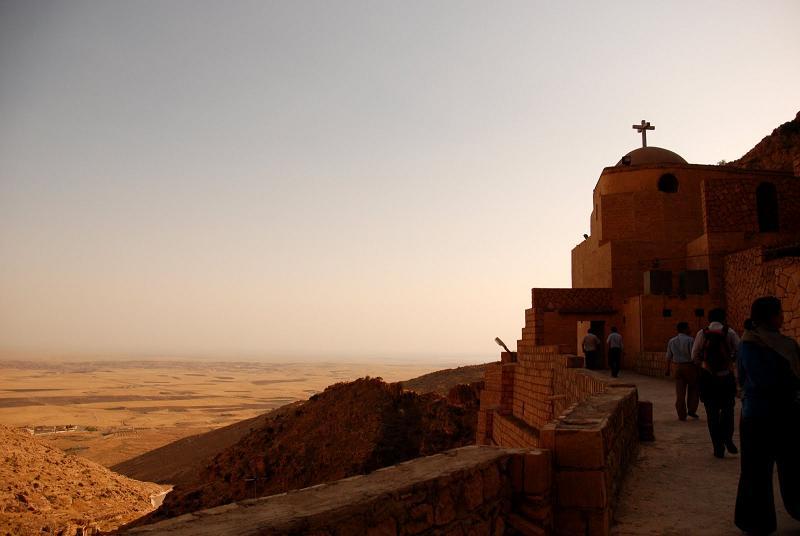 A la découverte du père Gabriel, l'ange de Ninive