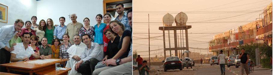 Qaraqosh, première ville chrétienne d'Irak