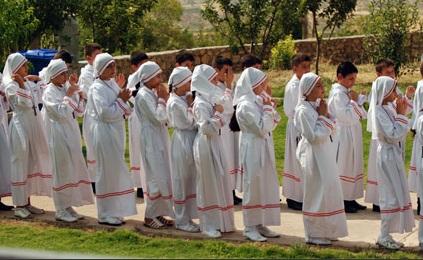 Cris de joie dans les montagnes du Kurdistan