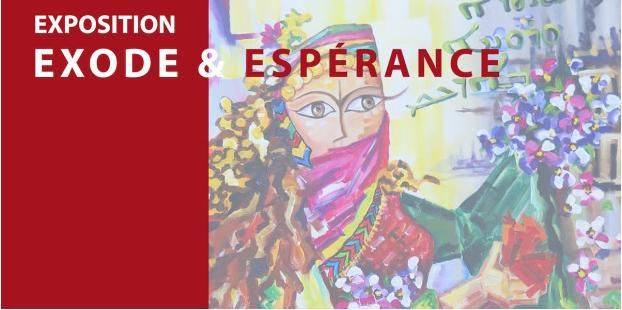 L'exposition Exode et Espérance arrive à Saint-Nazaire !
