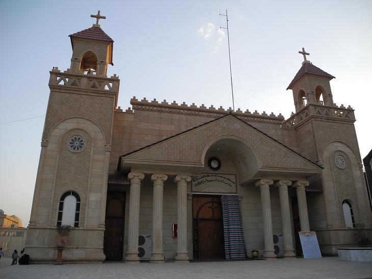 Calme relatif à Qaraqosh, inquiétude à Kirkouk