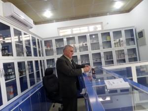 Le pharmacien © Fraternité en Irak