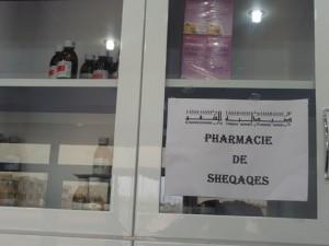 La Pharmacie  © Fraternité en Irak