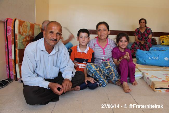 Qaraqosh sous les obus, catastrophe pour les chrétiens d'Irak