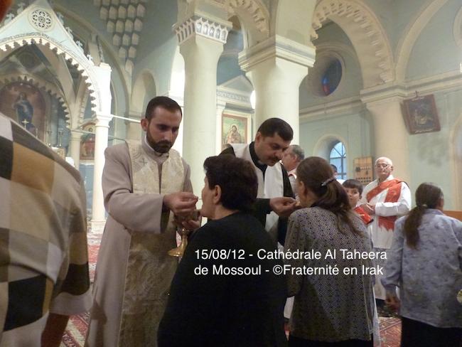 Les églises de Mossoul visées – Urgence humanitaire pour les déplacés