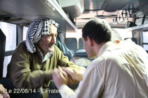 Bus réfugiés Qaraqosh Faraj - 22:08:14