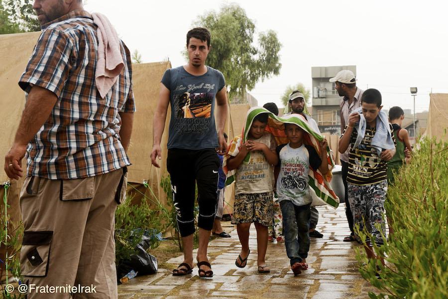 Fraternité en Irak lance l'opération «Hiver à Ninive»