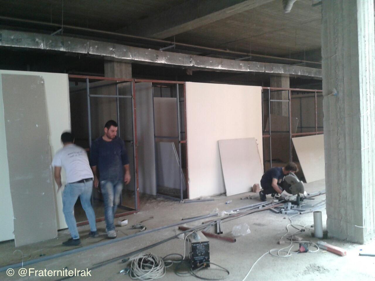 Fraternité en Irak reloge les réfugiés à Erbil