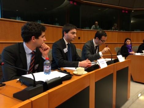 Fraternité en Irak au Parlement européen