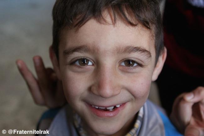 «En Irak, l'urgence humanitaire est la reconquête de la plaine de Ninive»