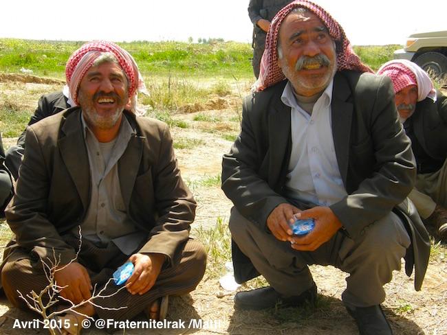 1) Yezidis