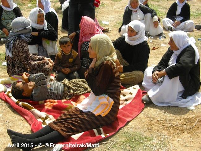 7) Yezidi