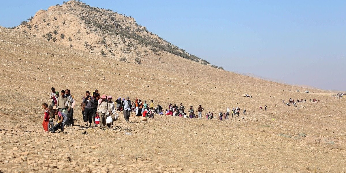 Saïd Hassan, chef yézidi du Sinjar: «Ce qui a été fait aux Yézidis n'est même pas racontable»