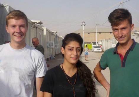 Bientôt le bac pour les lycéens soutenus par Fraternité en Irak. Quel avenir après?