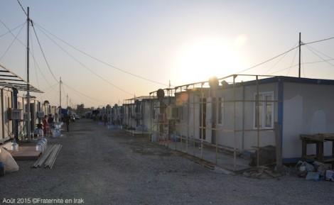L'année trop longue des réfugiés de la plaine de Ninive