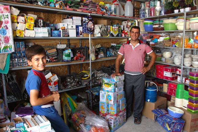 À la rencontre des «réfugiés entrepreneurs» du camp d'Ashti