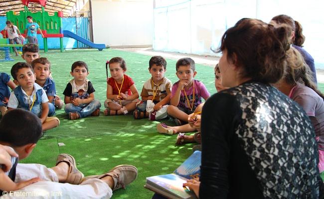 lecture-centre-activite-erbil-aout-2015