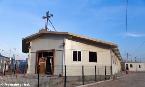 Une église pour l'Irak : grâce à vous, la construction est financée !