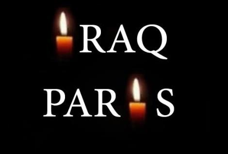 Attentats: les messages de soutien des Irakiens