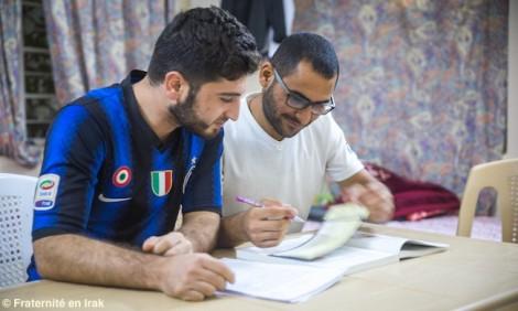 Pourquoi les étudiants déplacés de Kirkouk ont besoin de vous
