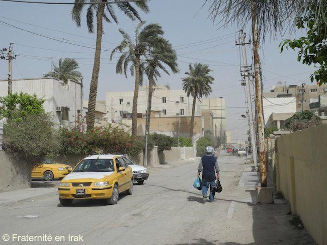 L'inquiétude des chrétiens de Bagdad