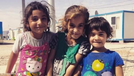 Rétro 2015 : une année avec Fraternité en Irak