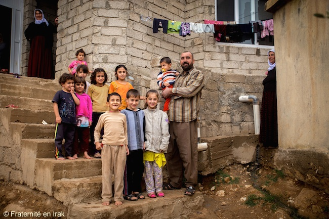famille-yézidis-pere-enfants-nov-2015