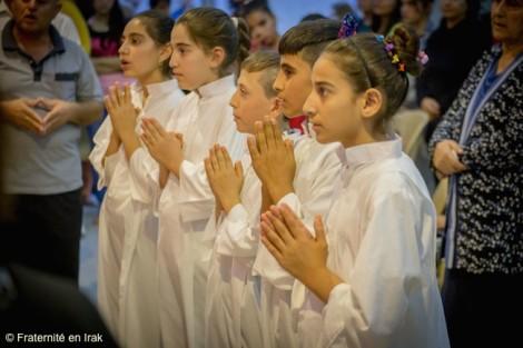 «Les chrétiens d'Irak pourront-ils vivre un jour la joie de Noël ?»