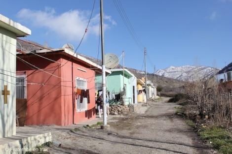 Bombardements turcs sur le village chrétien de Sharanish, que s'est-il passé ?