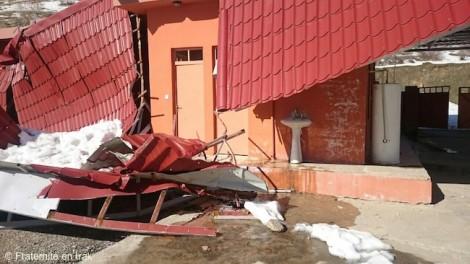 Aidez les habitants du village bombardé de Sharanish