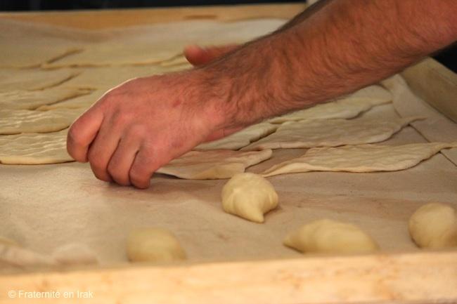 Fraternité en Irak ouvre une deuxième boulangerie à Zakho