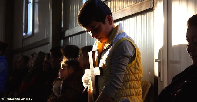 Pour Pâques, n'oubliez pas les Irakiens !