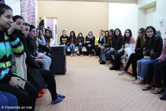 groupe-etudiantes-kirkouk-fevrier-2016