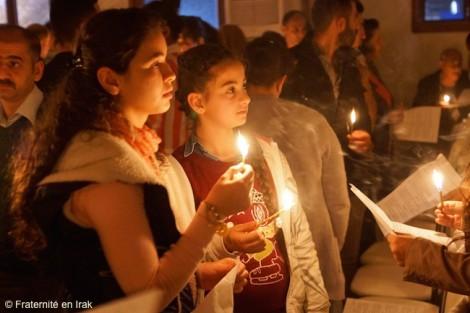 Deux ans après la prise de Mossoul, la nuit de Daech n'a pas éteint la flamme des chrétiens d'Irak