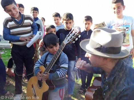 Fraternité en Irak s'engage pour faire vivre la culture irakienne