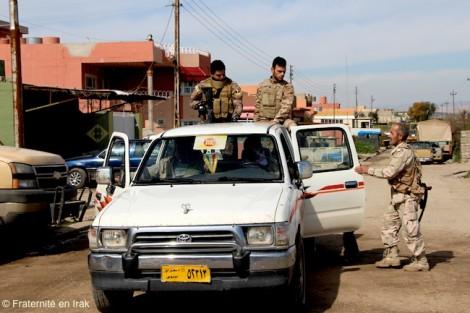 Irak : l'urgence de protéger les dernières villes chrétiennes et yézidies de la plaine de Ninive
