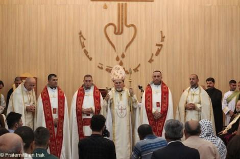 Trois nouveaux prêtres pour le diocèse syriaque de Mossoul en exil à Erbil
