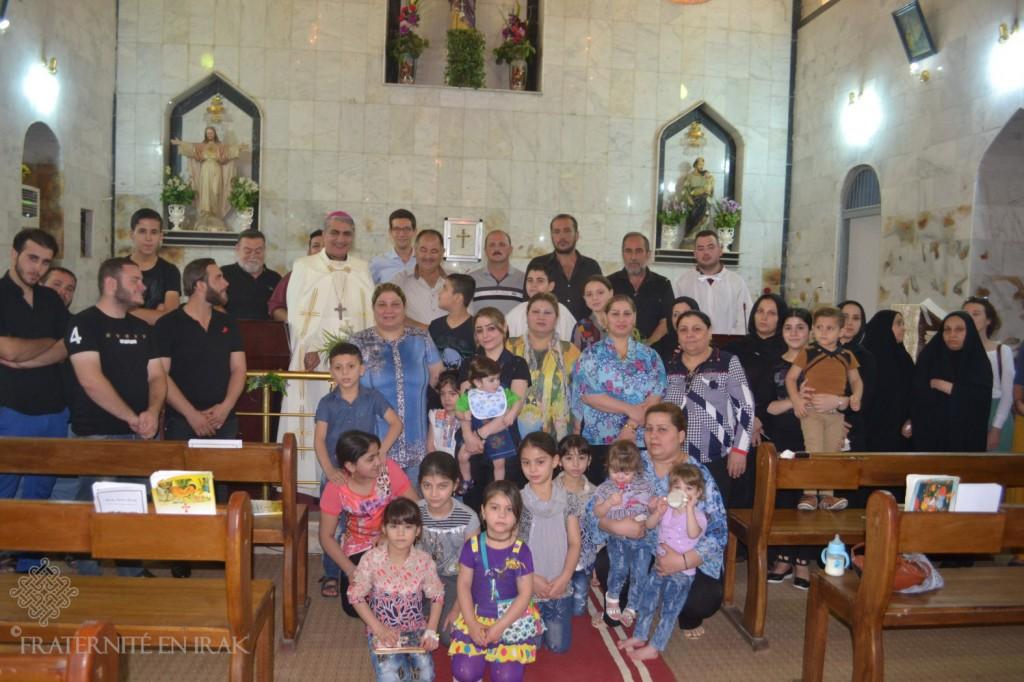 Chrétiens à Amara