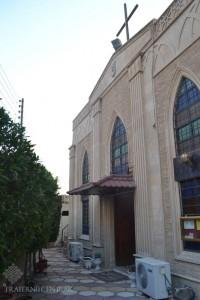 L'église St Ephrem à Bassorah