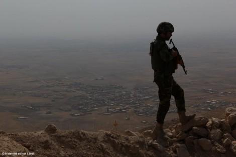 Offensive pour libérer Qaraqosh : point sur la situation mardi 18 octobre