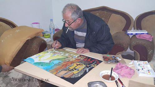 Artistes irakiens : «Ne jamais perdre l'espérance»