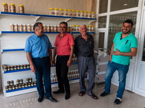 A job for the displaced : a new sesame paste factory in Sulaymaniyah