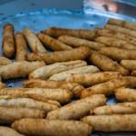 Usine de Kubbah - Produits finis cuits