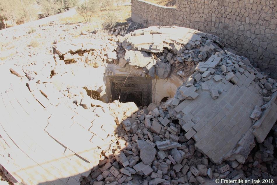 tombeau-mar-behnam-vue-tell-novembre-2016-fraternite-en-irak