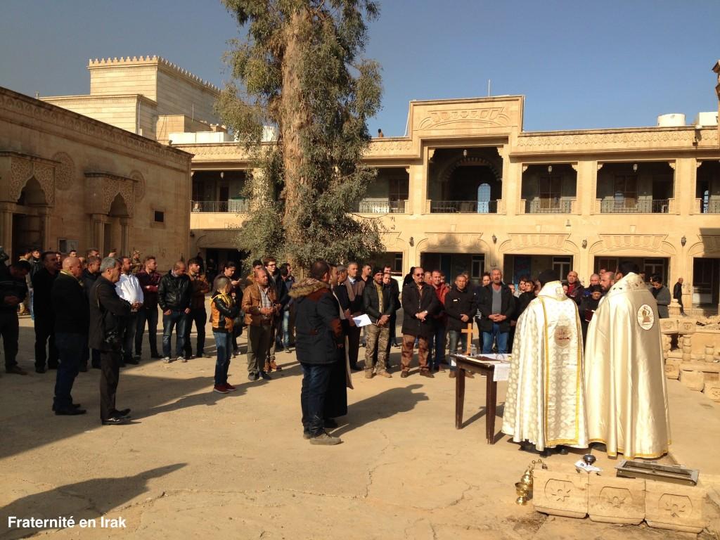 Mar Behnam Messe 10 décembre