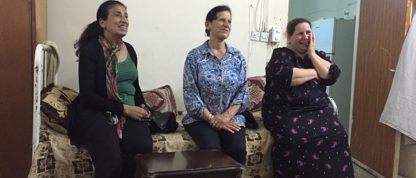 Avec Sarah El Jamil, voyage auprès des plus pauvres et des oubliés