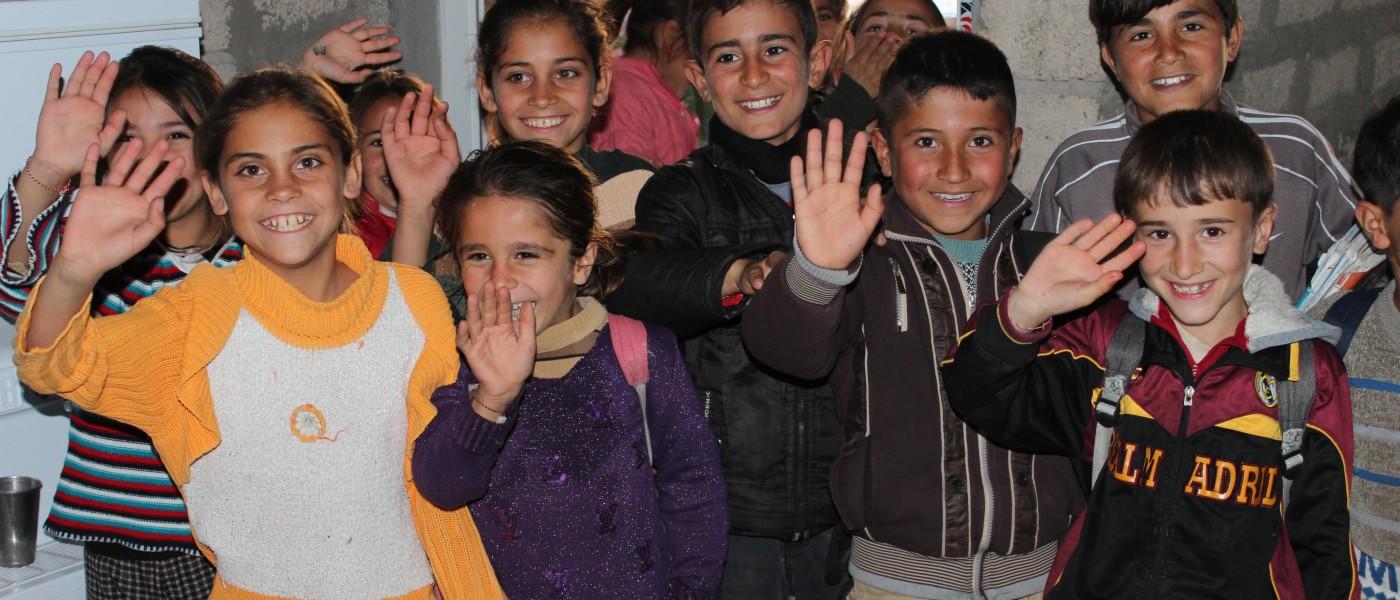 Rétrospective : 2016 avec Fraternité en Irak