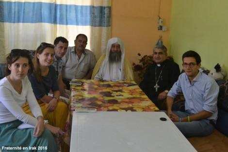 Au sud de l'Irak, la lente disparition des Mandéens, disciples de St Jean Baptiste