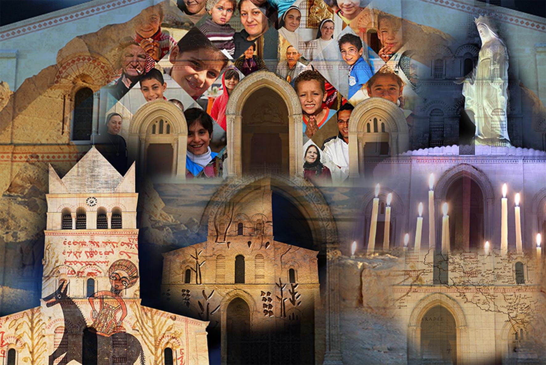 EVENEMENT (LYON) – Visages d'Orient, Lumières d'Ainay