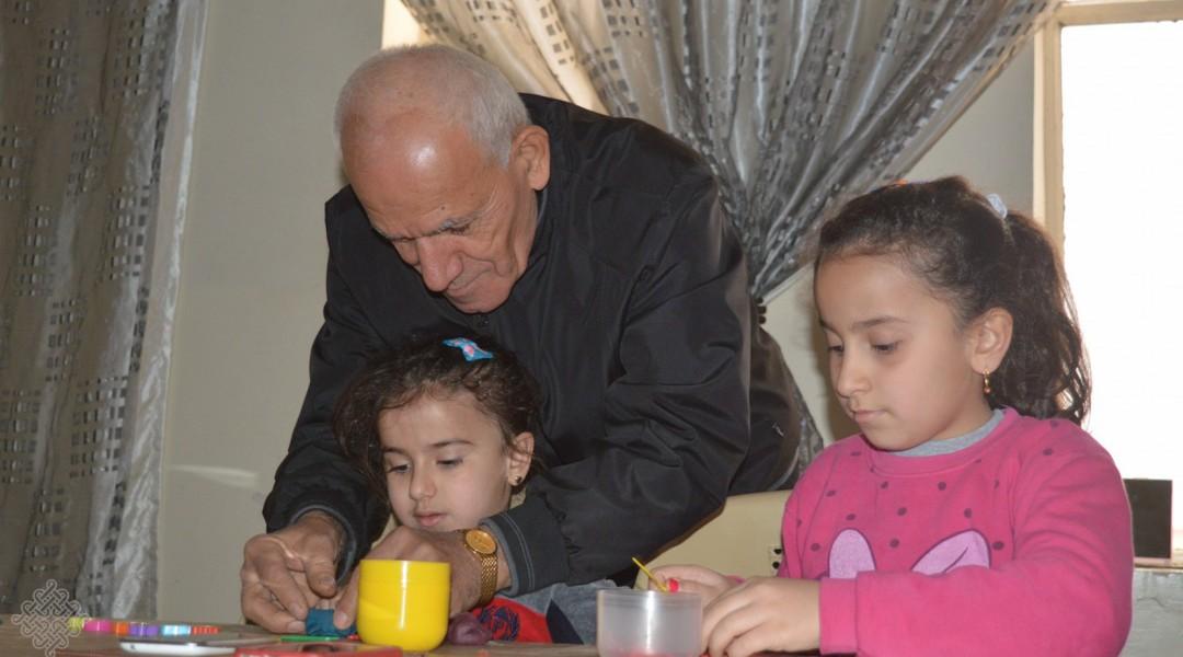 A Kirkouk, la force des liens entre réfugiés